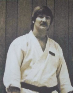 Shihan Sherman Courtney (Soman Koyasu)-Soryukan Karate.  My 1st instructor, 1974-1978!