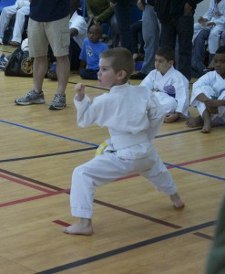 Luke - State Champion/Kata