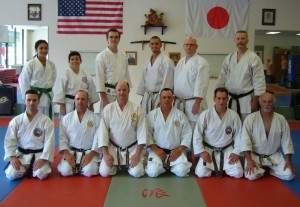 Instructor training participants!