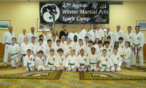 27th Annual Winter Spirit Camp!
