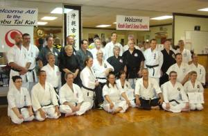 Master's Memorial Kobudo Training