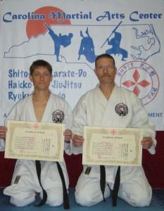David Henshall and Bill Harmon