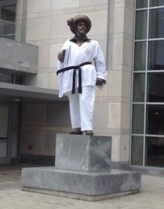 Sir Walter Raleigh!