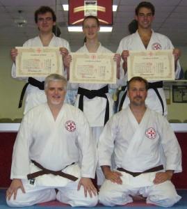 Black belt test - June 2013!