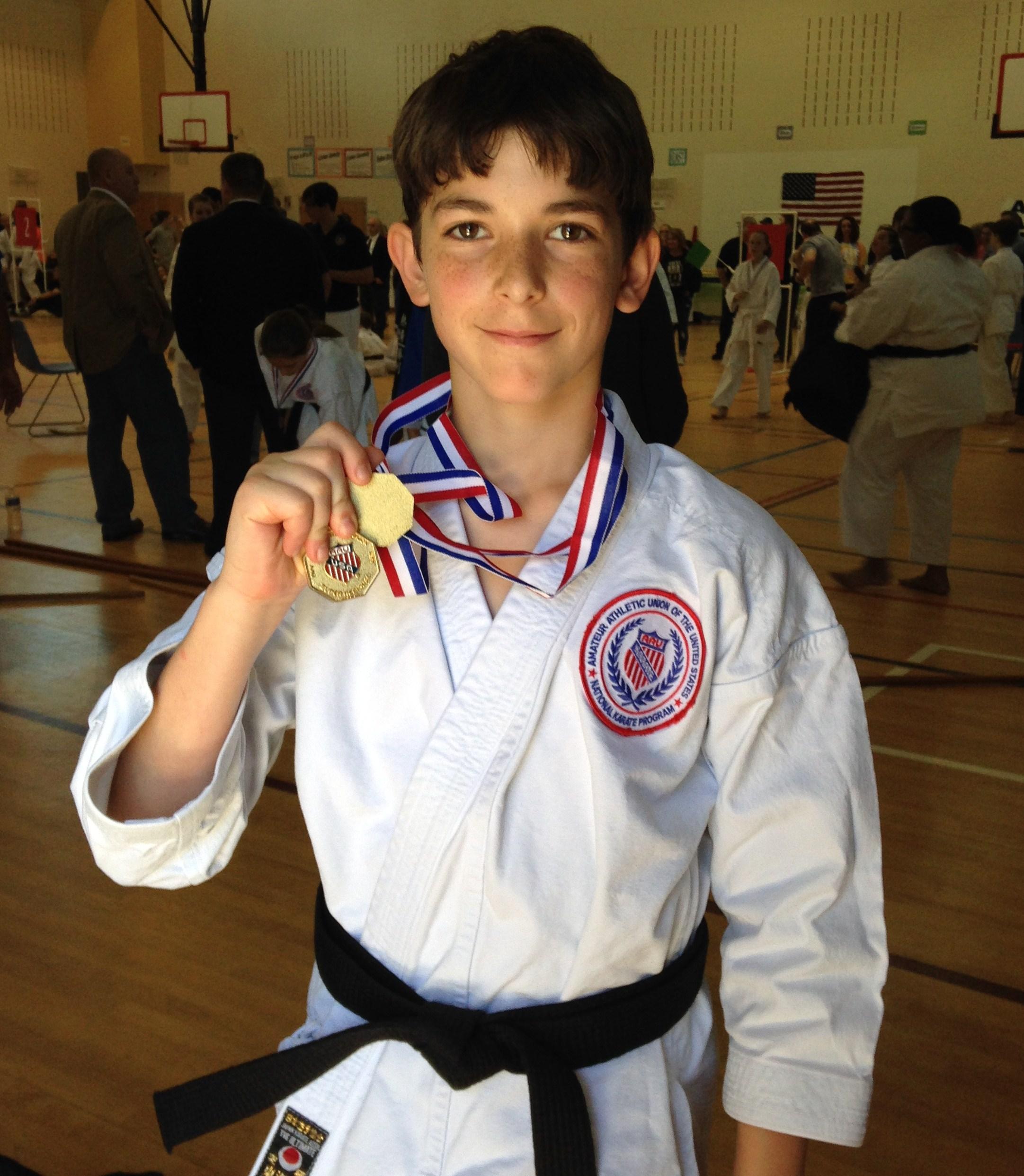 2016 AAU Super Regional Carolina Martial Arts Center