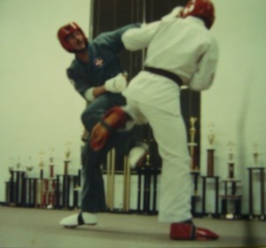 Sparring 1989!