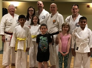 Hall County Karate!