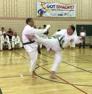 Side kick!