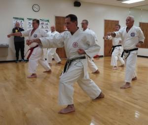 NKJU kata training 2017