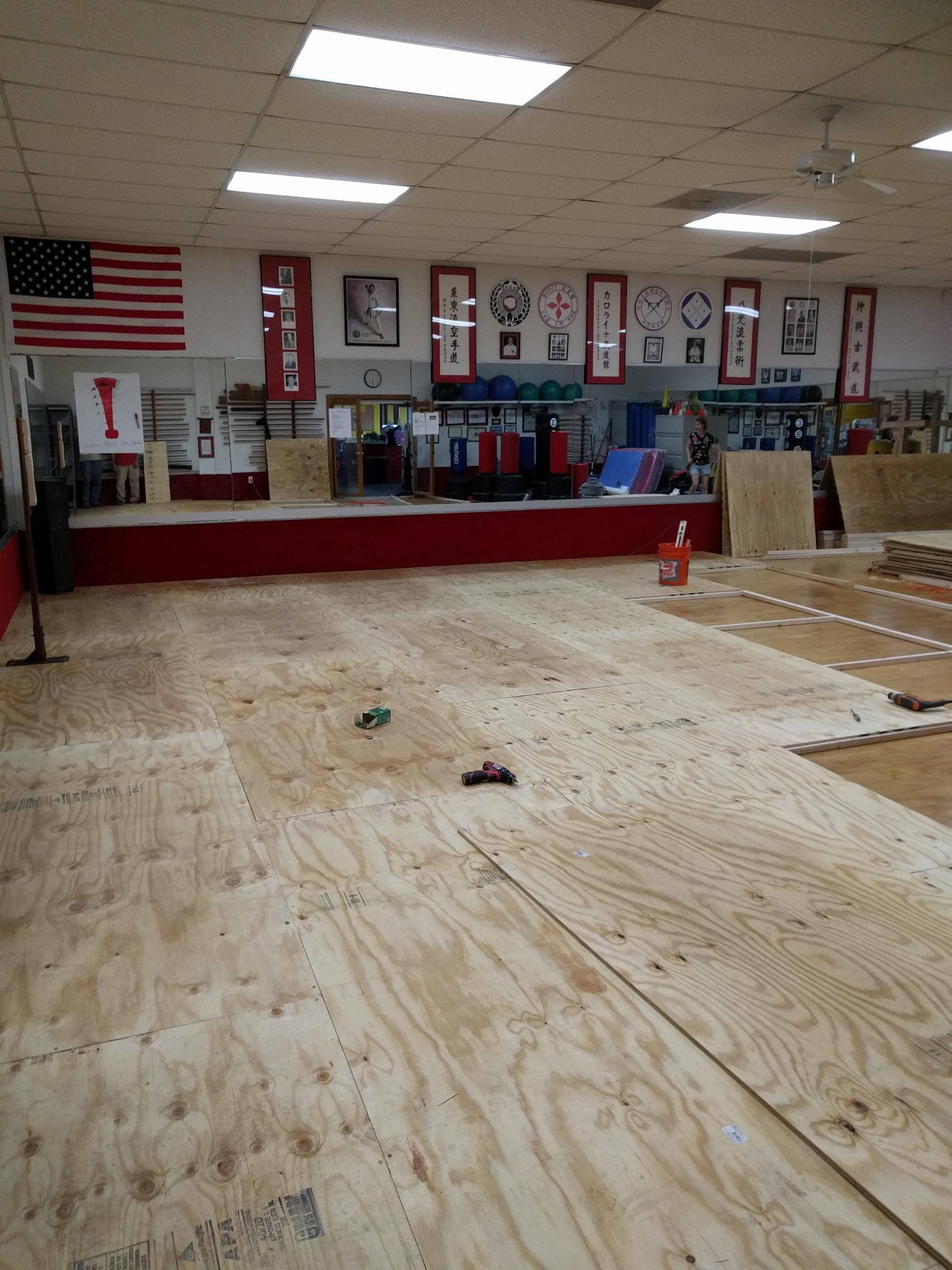 Dojo Floor Mats - Flooring Ideas and Inspiration
